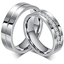 anillo de acero barato