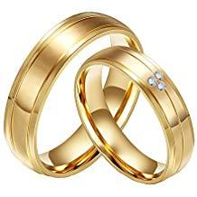 anillo de oro barato